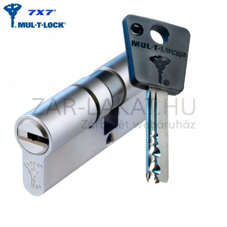 Mul-T-Lock 7x7 KA vészfunkciós zárbetét