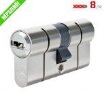 Abus P12R PS - Több zárbetét azonos kulccsal
